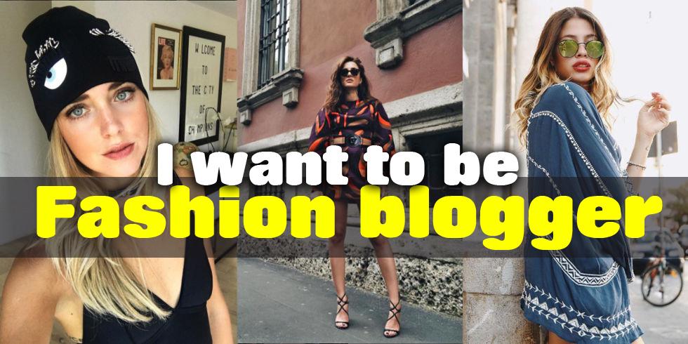 Come diventare Fashion blogger ed essere famosi 03339f4b49fd