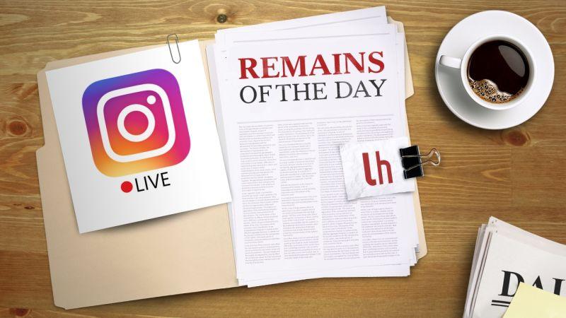 Come fare la diretta video con Instagram Live Streaming 2