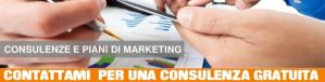 Consulenza Marketing