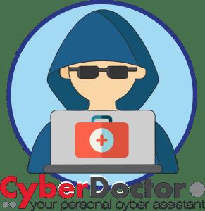 Cyber Doctor logo
