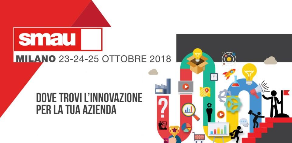 SMAU Milano 2018 - Fieramilanocity dal 23 al 25 ottobre 2018 107