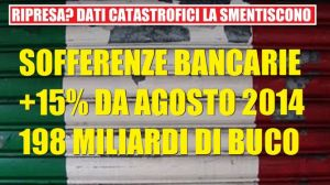 Sofferenze bancarie