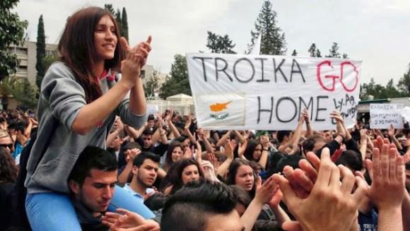 Risultati immagini per troika go home
