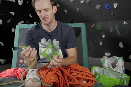Cordes d'escalade | Quel type choisir ?