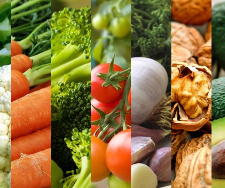 Siete alimentos que previenen cánceres y contribuyen a atacarlo: coliflor, zanahoria, brócoli, tomate, ajo, nuez y aguacate o palta
