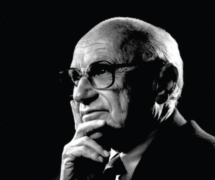 Milton Friedman : Análisis a artículo de El Mercurio sobre Sebastián Edwards y Leonidas Montes contando detalles del paso del Nobel de economía por Chile