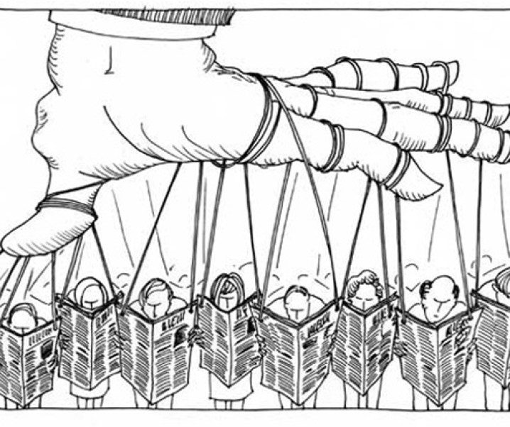 """El populismo se hace presente en el pleno de la Cámara de Diputados. Las remuneraciones de todos los pertenecientes a los tres poderes del Estado dependerán de una comisión omnipotente de técnicos compuesta por miembros: dos designados por el Consejo de la Alta Dirección Pública, dos designados por el Banco Central y uno designado por el Presidente de la República""""."""