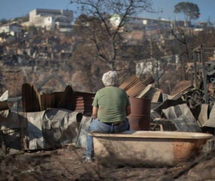 Causas del último incendio de Valparaíso. Recomendaciones. Recordar los antecedentes de ese gran incendio del 2014