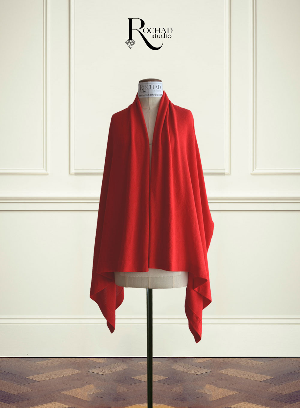 Rochad Studio // Madeleine cardi sewing pattern