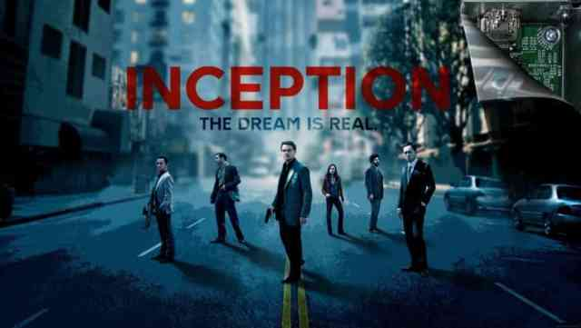 Inception best sci fi movies