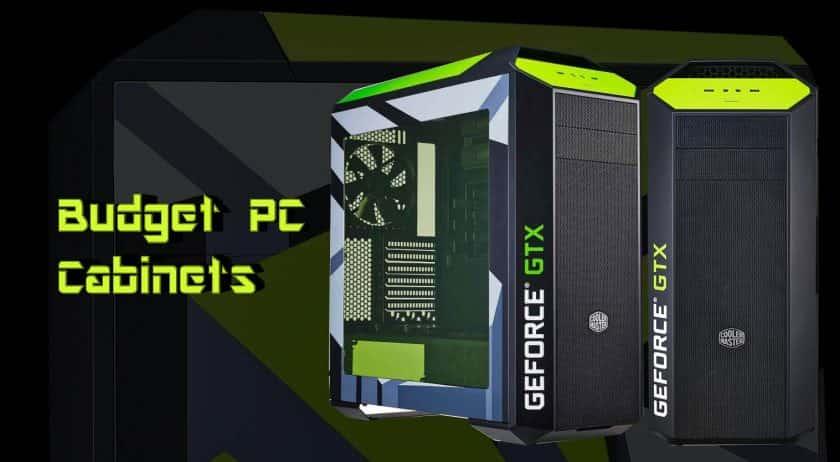Budget PC Cabinets