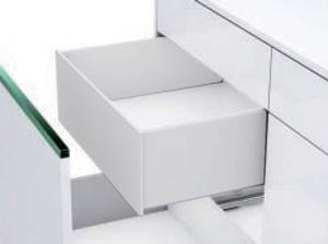 aluminium vionaro h185 blanc 1160mm