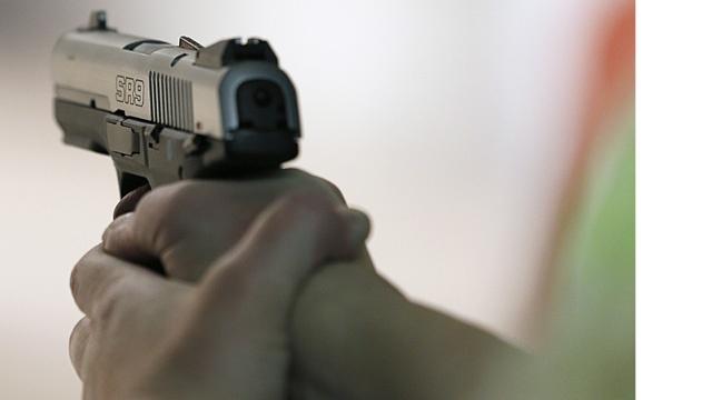 Handgun gun firearms weapon shooting gunshot93302413-159532