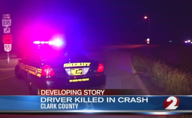 13-year-old driving in fatal crash in Clark County