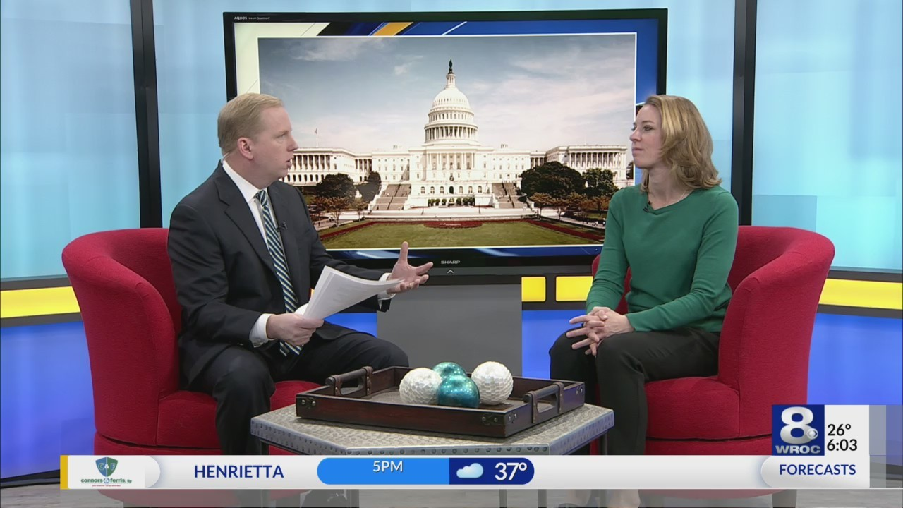 Local Political Science Professor gives her take on the State of the Union (1)