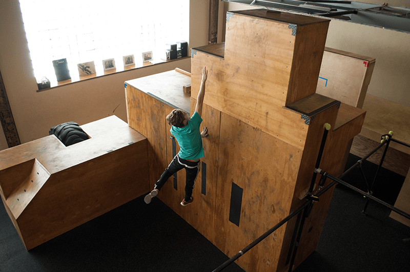Parkour And Ninja Warrior Training Is Tricky Challenging Teaching Even Harder