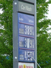 Gas prices will ultimately only go in one direction and the real price is higher than we think. [Flickr Photo: Brian A. Sayrs]