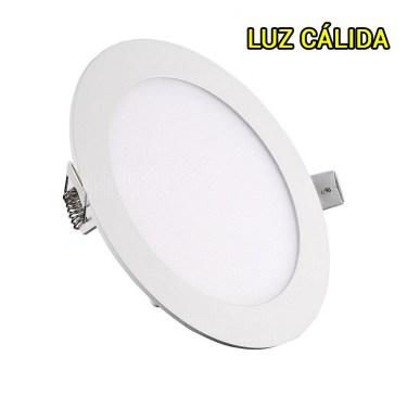 Plafon 3W luz cálida