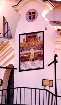 Balcón del Papa