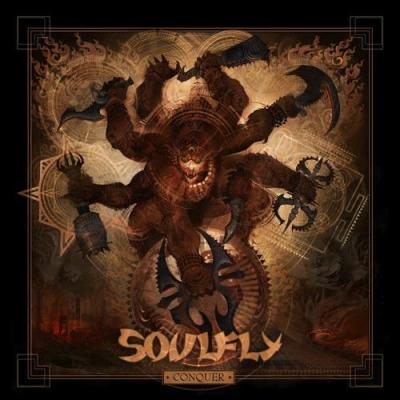 Soulfly - Conquer