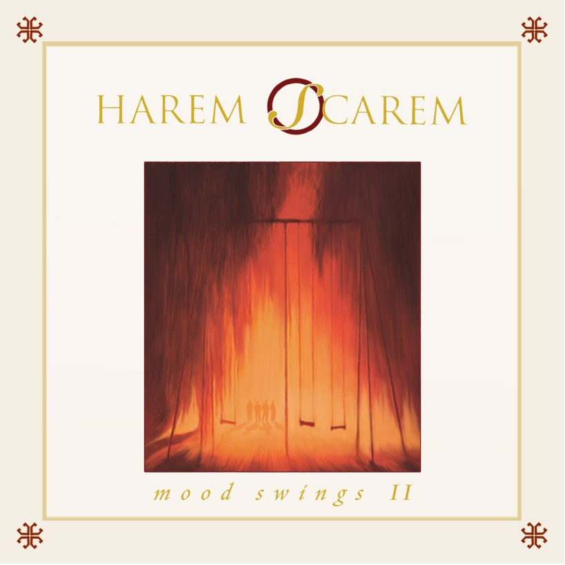 HAREM SCAREM msII COVER