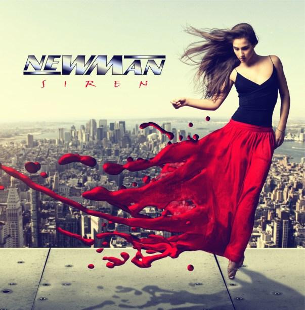 Newman Siren cover diff logo