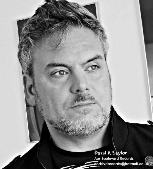 Daivd A Saylor Promo Pic 1