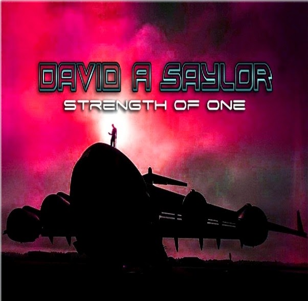 David A. Saylor - Strength Of One_Front Cover