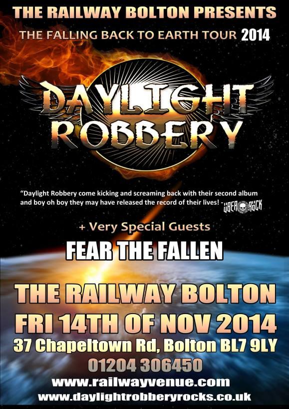 Daylight Robbery Bolton 2014