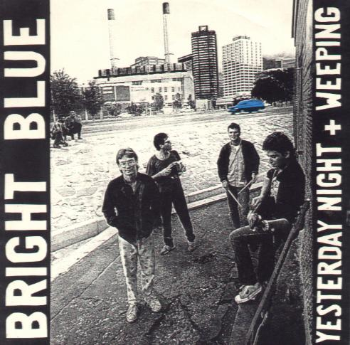 Bright Blue - Weeping