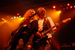 Thin Lizzy on their Live and dangerous tour 2007 at Leicester