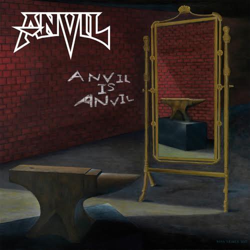 Anvil - Anvil is anvil album lyrics