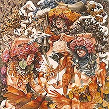 Baroness - Gold & grey lyrics