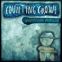 counting crows somewhere under wonderland album lyrics