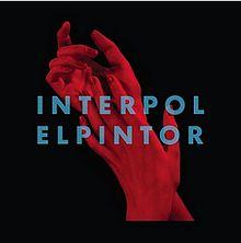 interpol el pintor album disco
