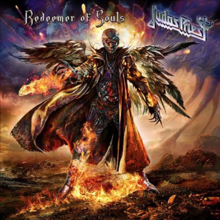 judas priest redeemer of souls album
