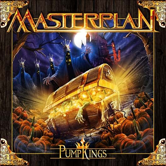 Masterplan - Pumpkings powermetal