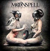 moonspell - alpha noir/omega white