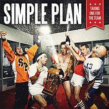 Simple Plan - Taking one for the team lyrics