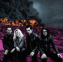 the dead weather dodge and burn music lyrics