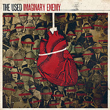the used imaginary enemy album