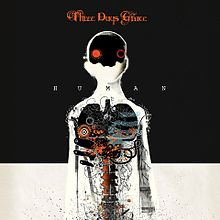three days grace human album lyrics