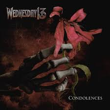 Wednesday 13 - Condolences horror punk