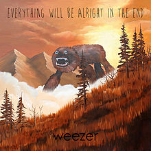 weezer everything will be alright in the end album lyrics