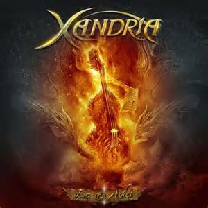 xandria fire & ashes lyrics