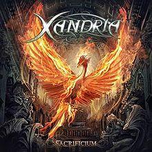xandria sacrificium album