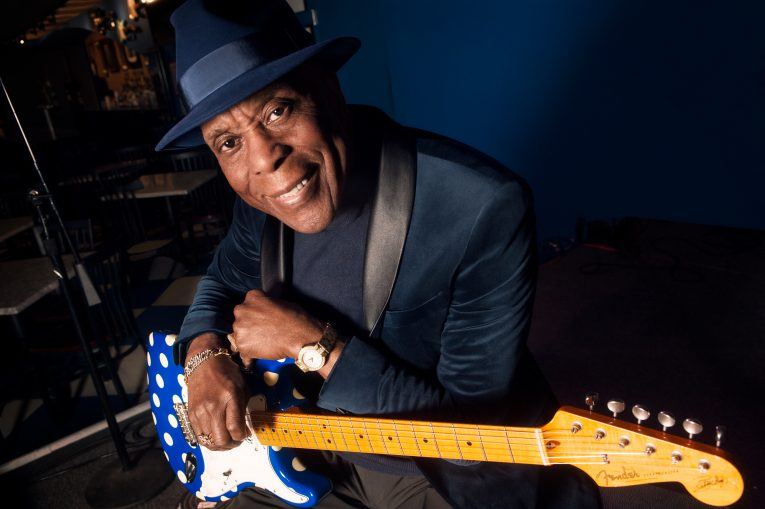 Album review, The Blues Is Alive And Well, Buddy Guy, Rock and Blues Muse