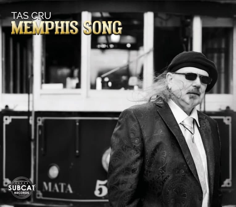 Album Review, Memphis Song, Tas Cru, Rock and Blues Muse, Blues Music