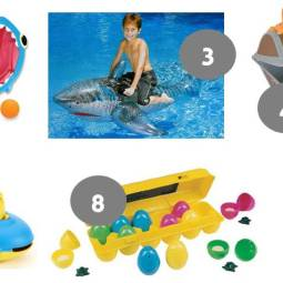 rock and drool amazon pool toy round up