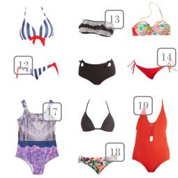modcloth swimsuits under $50 rock and drool